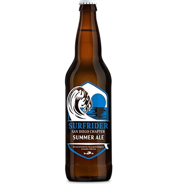 Surfrider Summer Ale