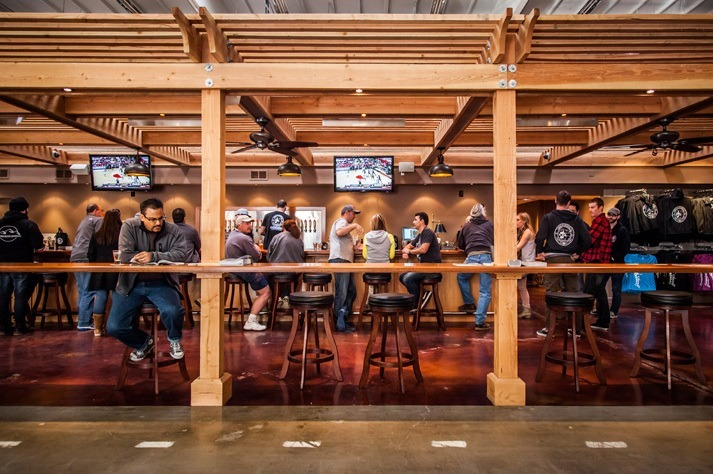 San Diego Tasting Room & Restaurant Locations | Coronado Brewing